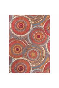 Kusový koberec Artis 4901 oranžový
