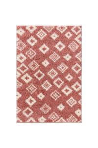 Kusový koberec Soho 6402 ružový