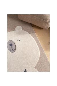 Kusový koberec Momo 6537 béžová