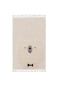 Kusový koberec Momo 6537 krémová