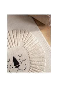 Kusový koberec Momo 6543 krémová