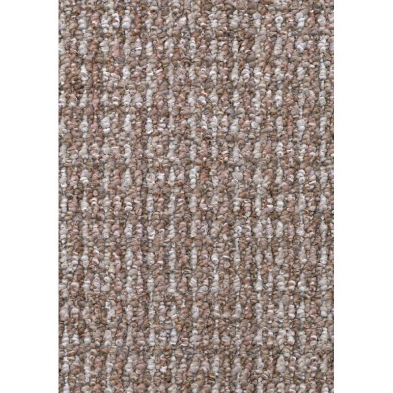 Uzlíkový koberec Nikozia 2018 hnedá