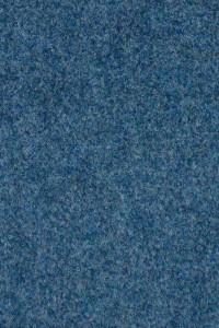 Modrý filcový koberec Zero 30