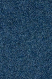 Filcový koberec s gumou Rigo 30 modrý