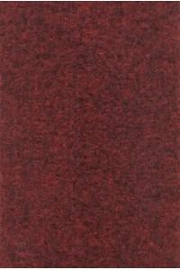 Rigo 40 červený filcový koberec s gumenou podložkou