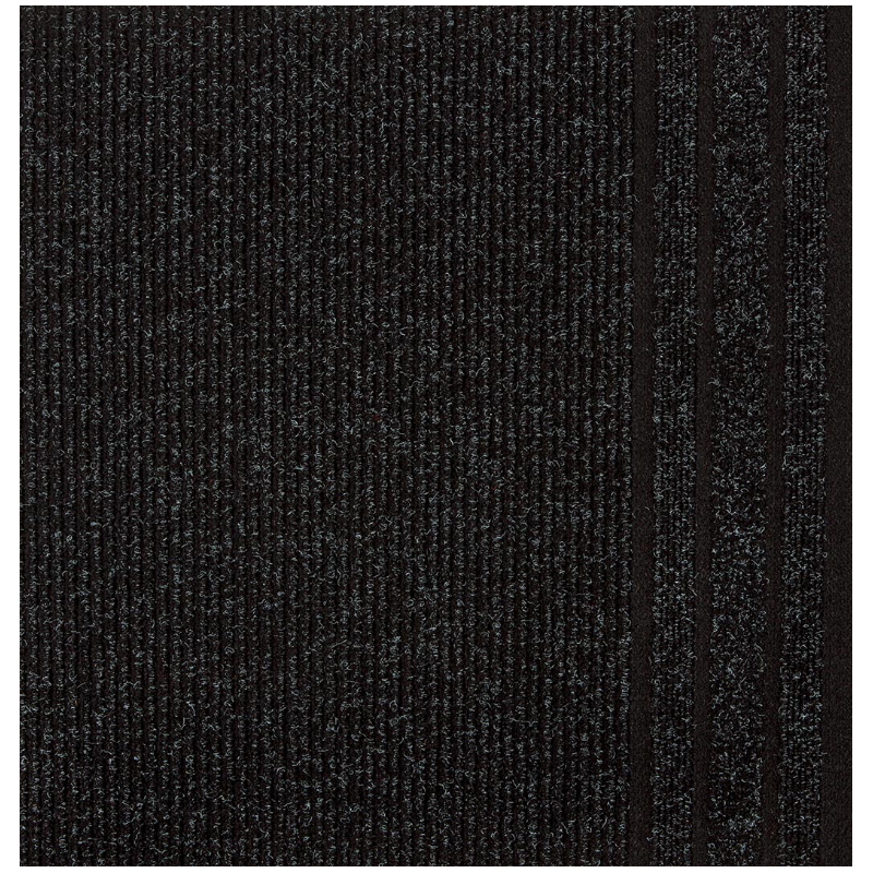 Čierna čistiaca rohož Kinetic