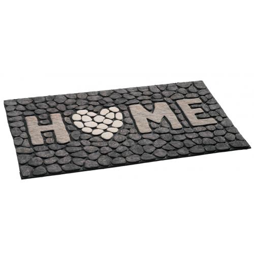 Rohož MP Home stone 814 sivá