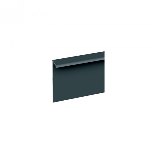 Kobercová soklová lišta 0111 čierna 42222 2,5m