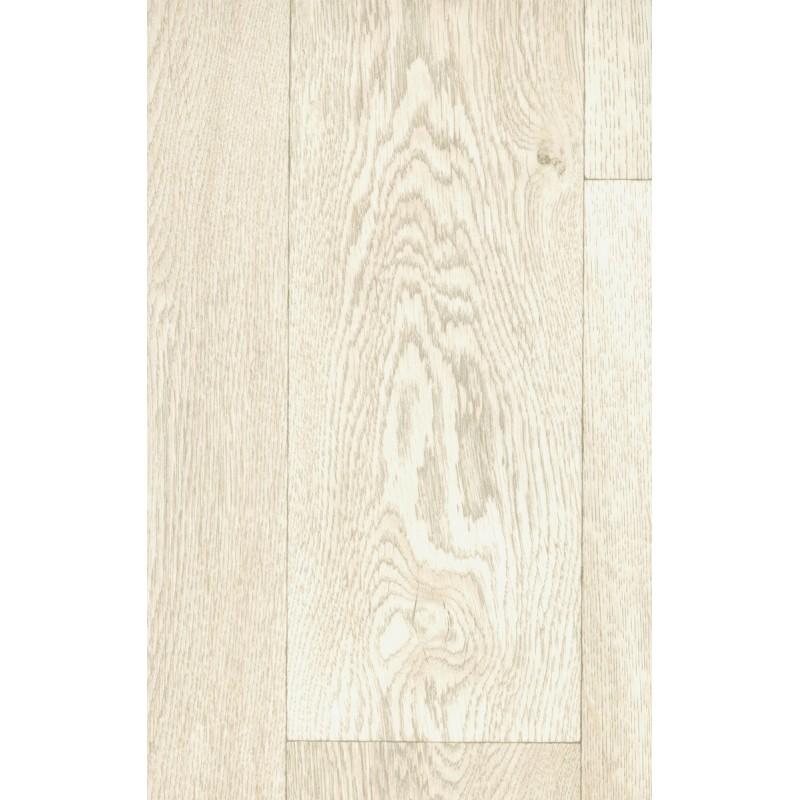 Biely drevený vzor vinylu Woodhouse toronto 503