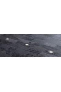 Podlahové svetlá na plávajúcu podlahu