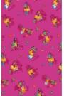 Funny bear ružový detský koberec