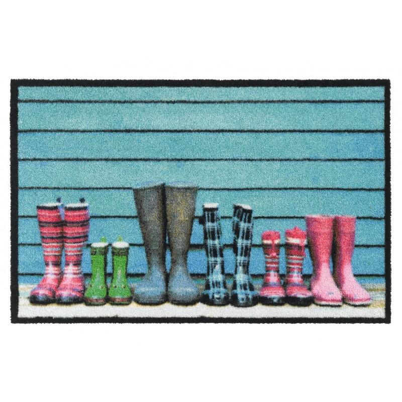 Rohož Inspiration boots blue 910