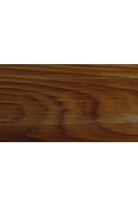 Plastová soklová lišta Bolta 5cm 0040 orech