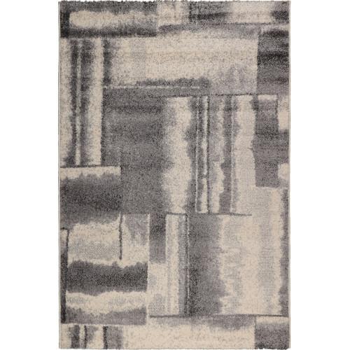 Koberec Lunar 4248A white/grey