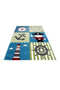 Detský koberec Kids 450 farebný