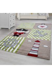 Detský koberec Kids 450 béžový