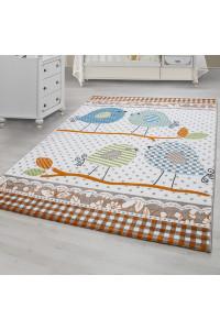 Detský koberec Kids 520 béžový