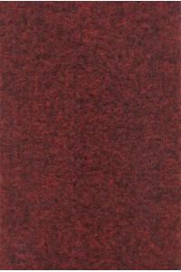 Filcový koberec Zero 40 červená