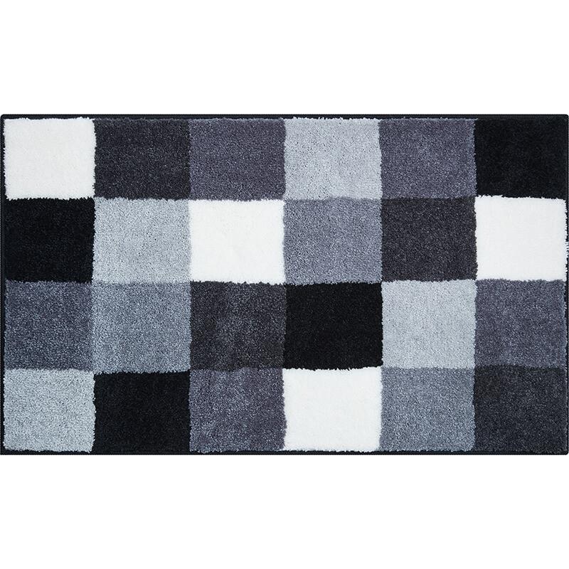 Kúpeľňový koberec Bona Šedá 60x100 016001115