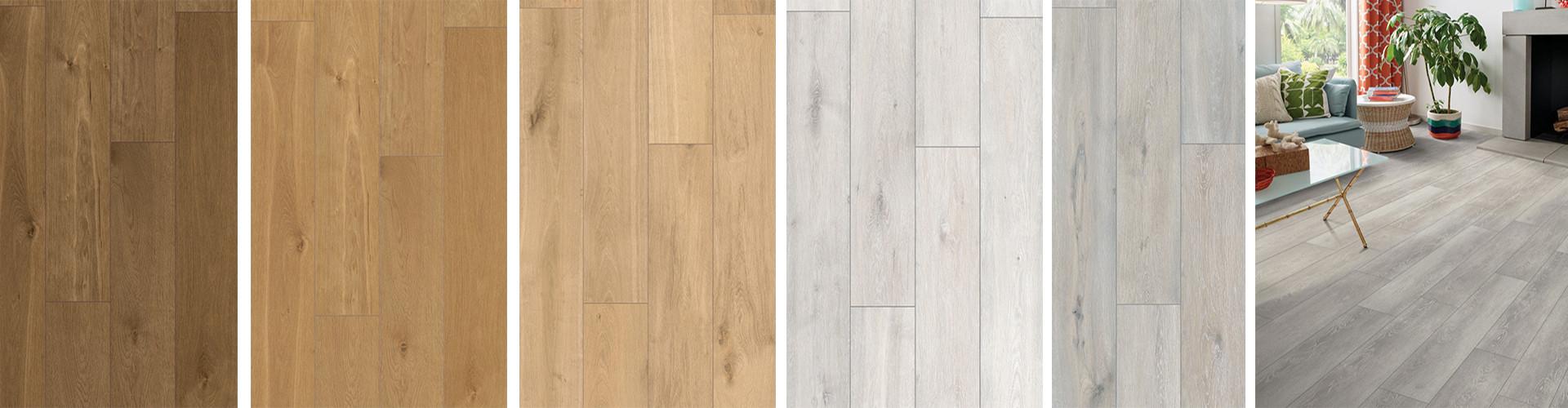 SPC podlahy